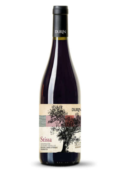 Durin red Wine Stissa Liguria