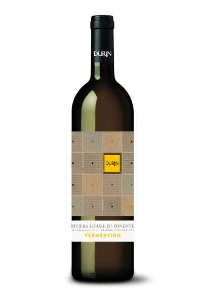 Durin white wine Vermentino Liguria