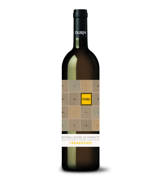 Durin white wine Vermentino Liguria
