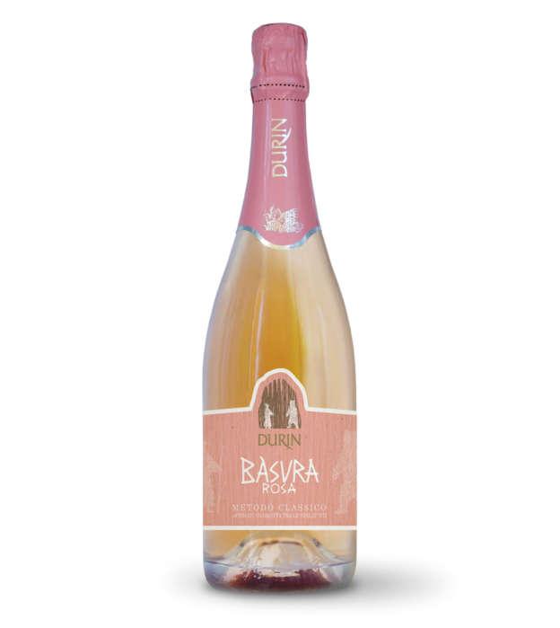 DURIN BàSURA ROSA SPARKLING WINE