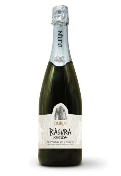 Durin sparkling wine Bàsura Riunda Liguria