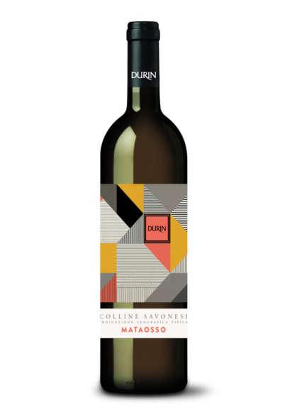 Durin white wine Mataosso Liguria