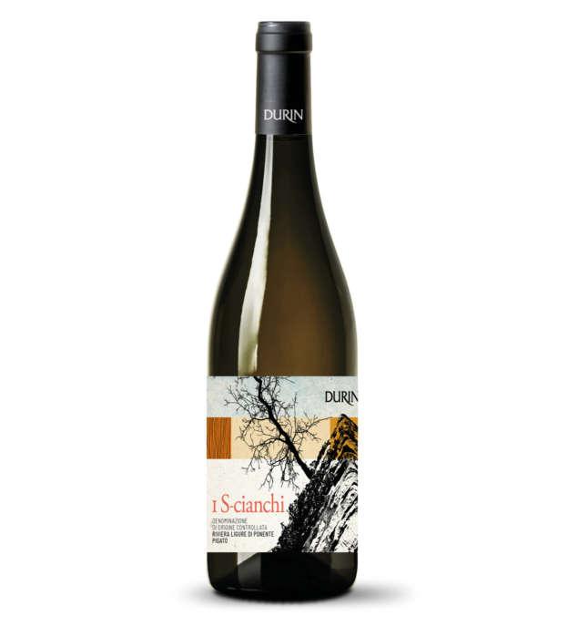 Durin white wine I Scianchi Pigato Liguria